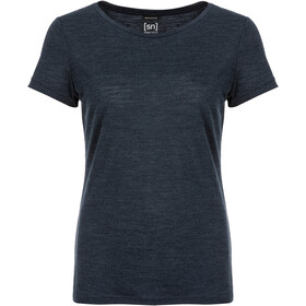 super.natural Everyday - T-shirt manches courtes Femme - bleu